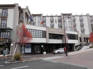 クイーンズタウンで泊まったホテル「ソフィテル」